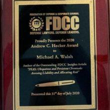 FDCC award